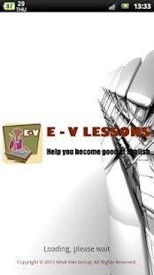 E-V Lessons - screenshot thumbnail