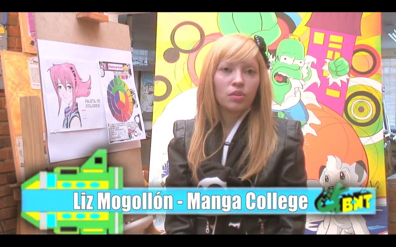 Manga College- screenshot