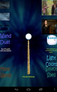 Harry Potter's Wand - screenshot thumbnail