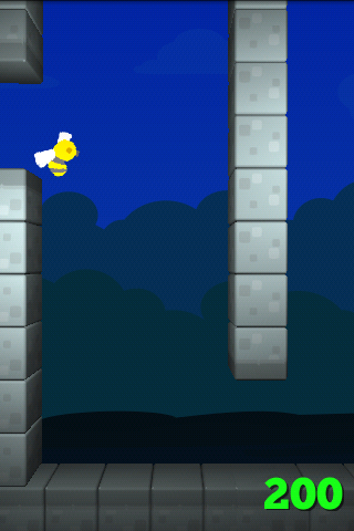 Flappy Bee 3D