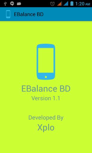 EBalance - GP Robi Banglalink