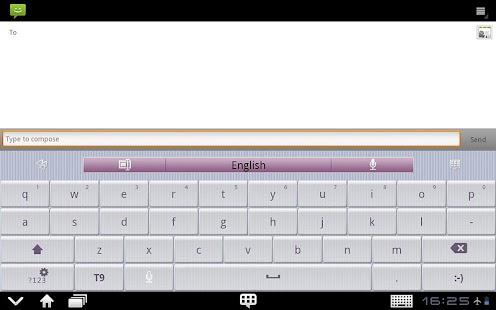 GO-Keyboard-Simple-lovePad