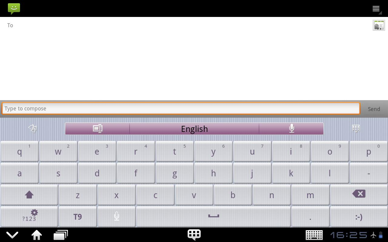GO-Keyboard-Simple-lovePad 5