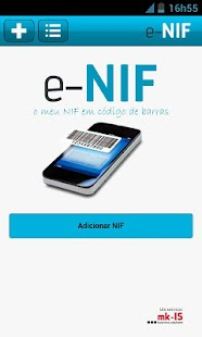 e-NIF- screenshot thumbnail