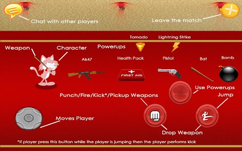FunFight: Multiplayer Fighting screenshot