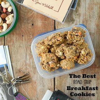The Best Road Trip Breakfast Cookies.