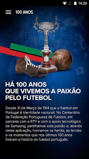 100 Anos de Futebol Português