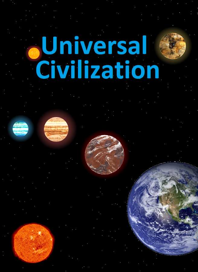 Universal Civilization - screenshot