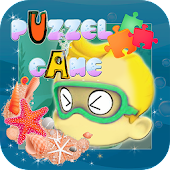Guppies Game Bubble Puzzle