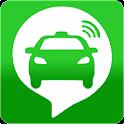 Central Táxi Verde Branco icon
