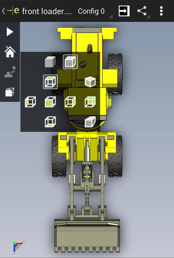 eDrawings- screenshot