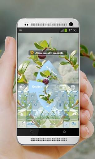 雪廠 GO Keyboard Theme|玩個人化App免費|玩APPs