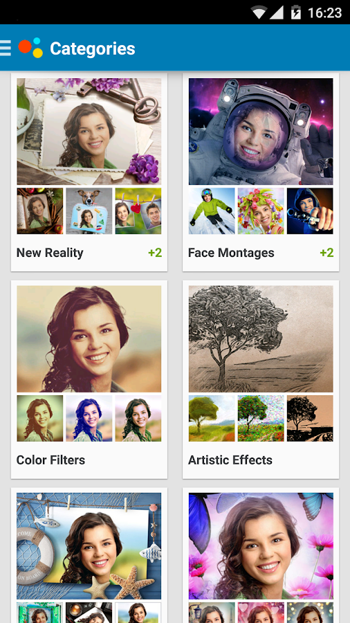 Photo Lab FREE photo editor - screenshot