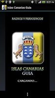 Screenshot of Canary Islands News and Radios