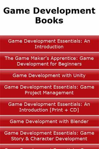Game Development Books