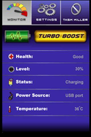 Battery Juice Booster - screenshot