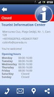 Screenshot of Tourist Informator - Romania