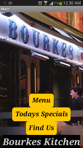 Bourkes Kitchen