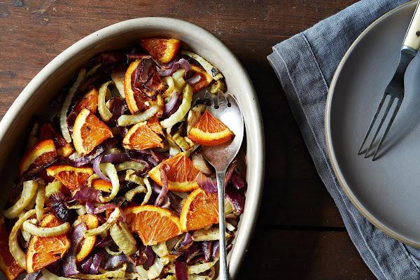 Roast your way to citrus success.