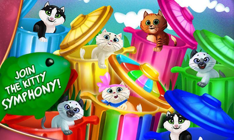 Kitty Cat Pet Dress Up & Care - screenshot