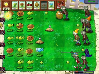 Zombie VS Plants Game Cheats - screenshot thumbnail