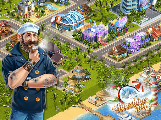 Sunshine Bay v1.31 [Mod Money]