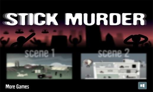 Alien Murder:Stickman Edition