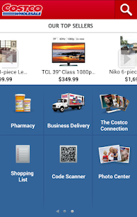 Costco Wholesale - screenshot thumbnail
