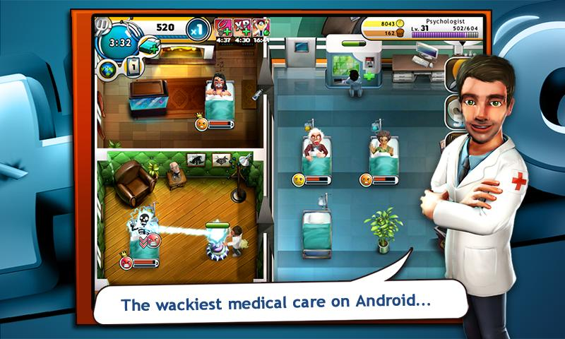 Hospital Havoc 2 - screenshot