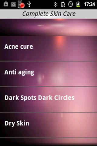 Complete Skin Care