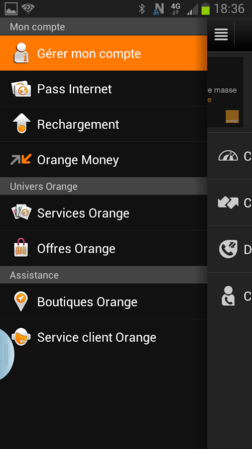 My Orange Guinée- screenshot