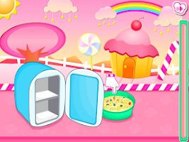 Screenshot of Popcorn Candy Cake