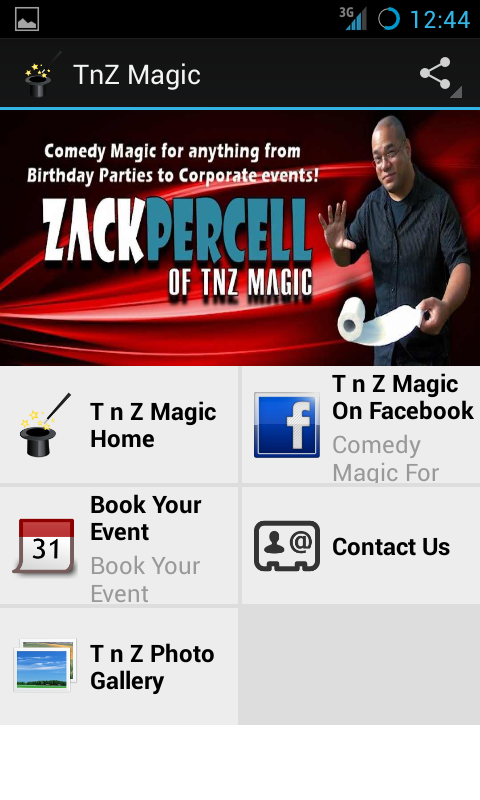 TnZ Magic- screenshot