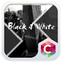 Black View C Launcher Theme icon