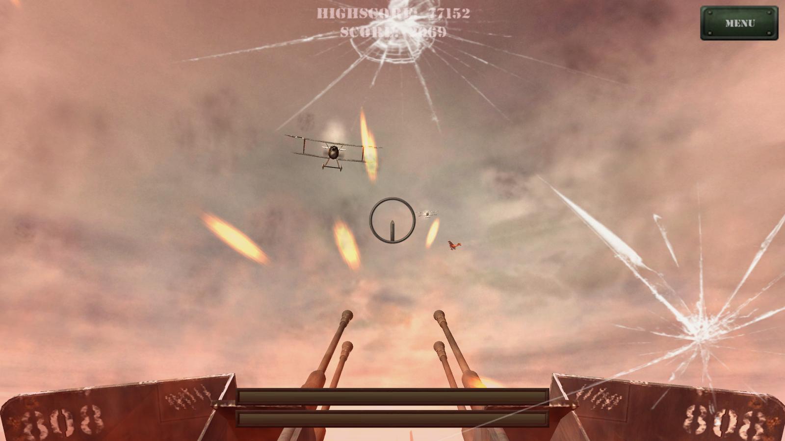 Shoot The Fokkers - screenshot
