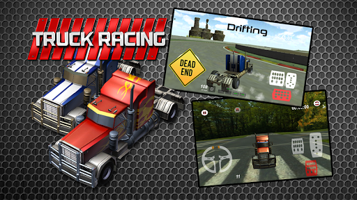 Truck Racing High Speed 3D+