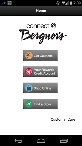 Connect Bergner's