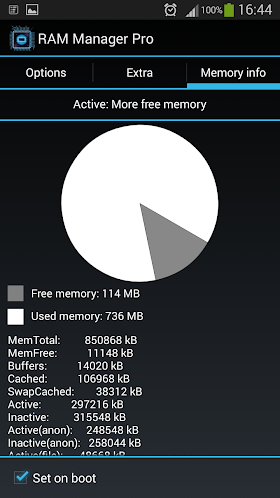 RAM Manager Pro 7.0.6 Patched APK