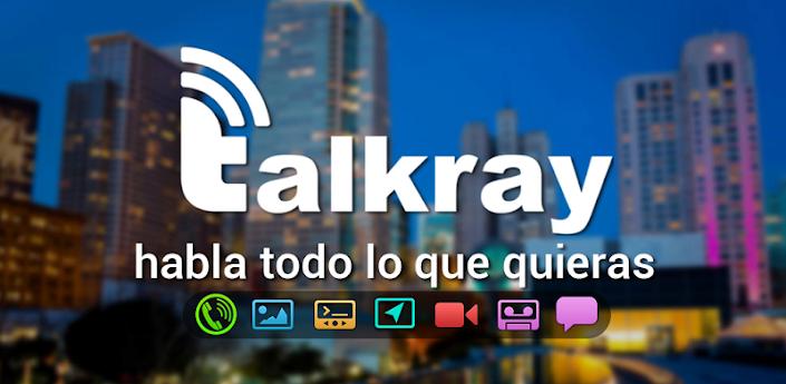 Realiza-Llamadas-y-envía-SMS-gratis-con-Talkray