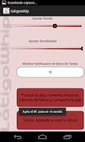 Screenshot of Sonido látigo whip en tu Móvil