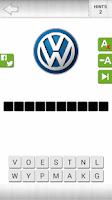 Screenshot of Logo Quiz! - Cars