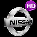 3D NISSAN Logo HD LWP