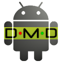 Domodroid beta 1.1 logo