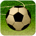 Bouncy Football Live Wallpaper icon
