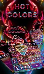 Hot-Colors-GO-Keyboard-Theme