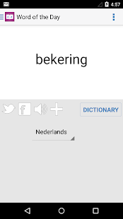Dutch Dictionary - English Dutch Translator- screenshot thumbnail
