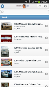 Used RVs For Sale screenshot 2