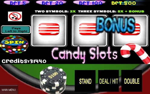 Slots Bonus Game Slot Machine Screenshot 44