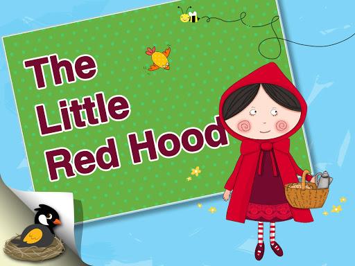 Little Red Hood BulBul Apps