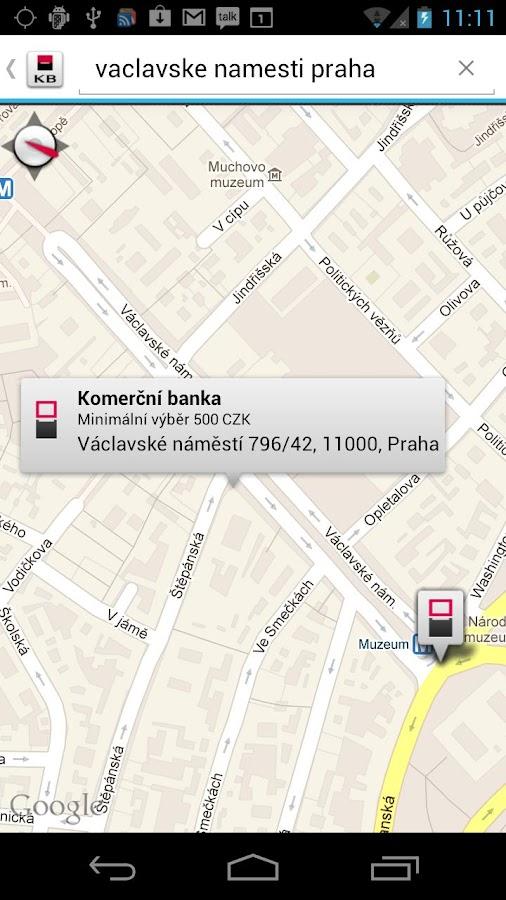 Mobilni Banka- screenshot
